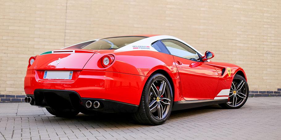 Att köra Ferrari – som en upplevelse
